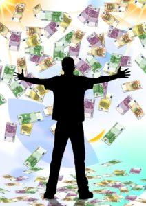 Einkünfte unterliegen in Deutschland der Einkommensteuer (ESt).